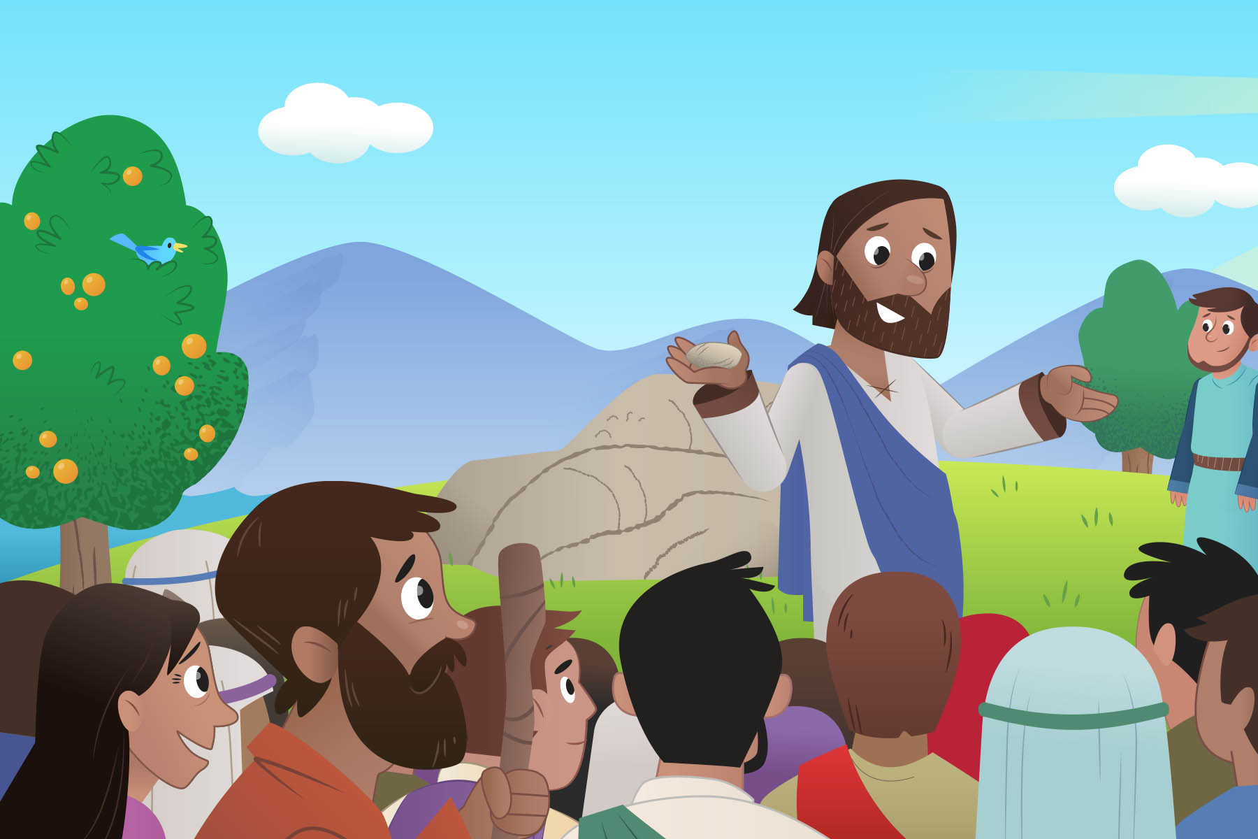 Oven Bits – Our work with YouVersion to create the Bible App for Kids.